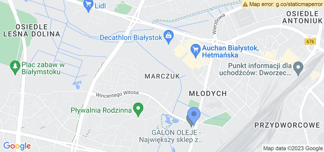 Osiedle Marczuk w Białymstoku – w tych punktach ekspresowo wyślesz turbinę do autoryzowanego serwisu