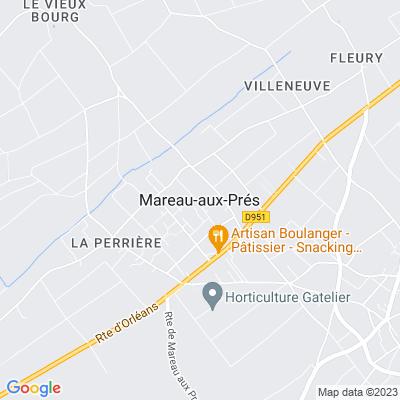 bed and breakfast Mareau-aux-Prés