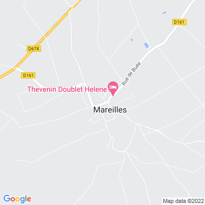 bed and breakfast Mareilles