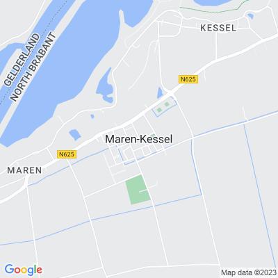 bed and breakfast Maren-Kessel