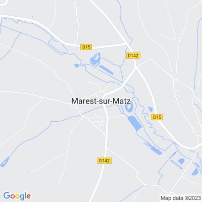 bed and breakfast Marest-sur-Matz