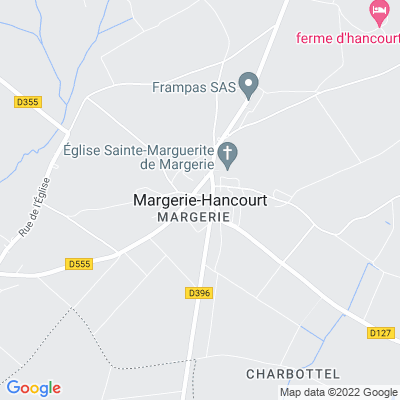 bed and breakfast Margerie-Hancourt