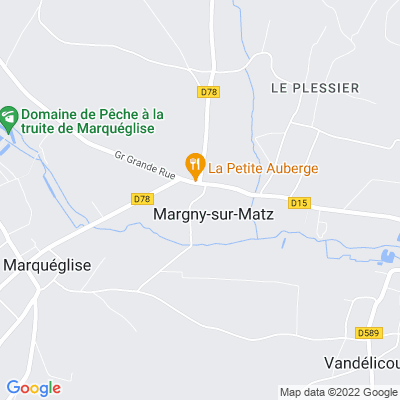 bed and breakfast Margny-sur-Matz