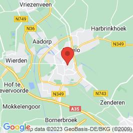Google map of Huis van Bewaring, Almelo