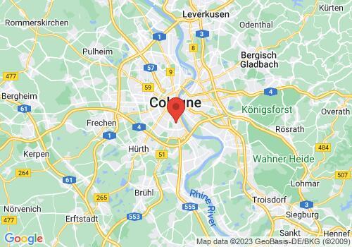 Localisation de Fruechte Adam GmbH