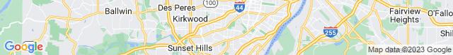 Map of MO