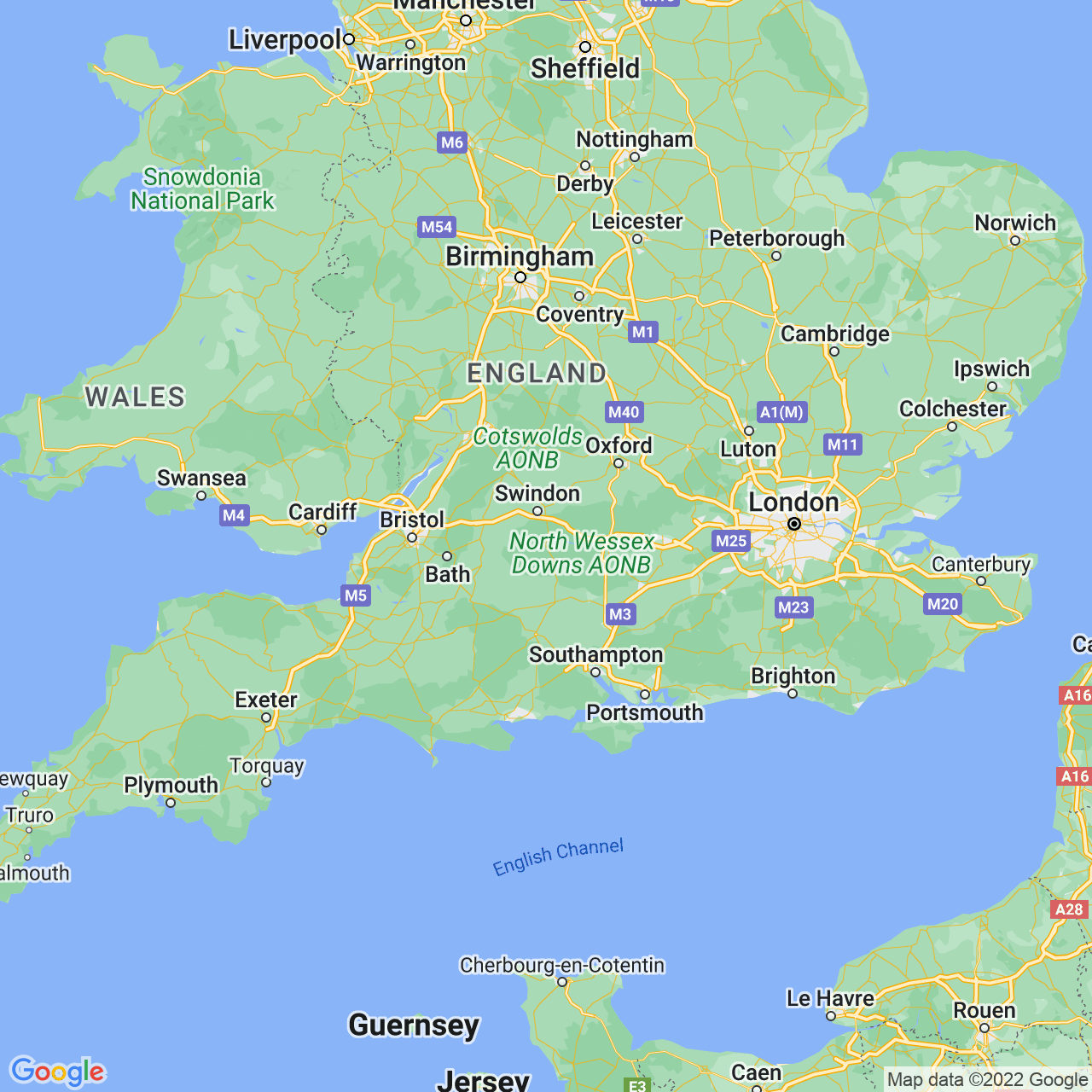 Marlborough, England Map