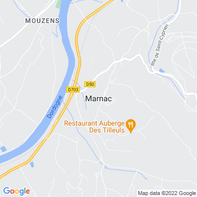 bed and breakfast Marnac