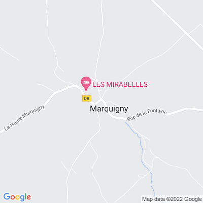 bed and breakfast Marquigny