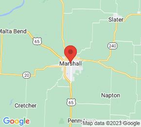 Job Map - Marshall, Missouri  US