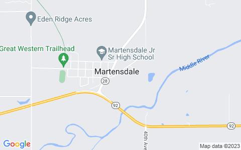 Martensdale
