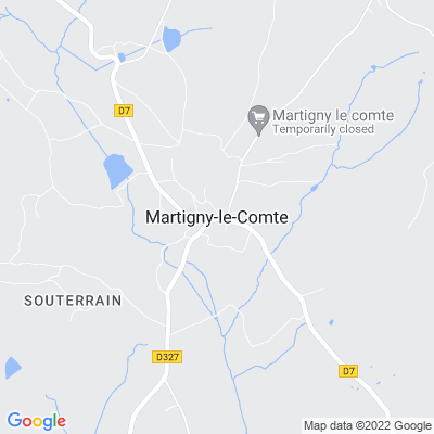 bed and breakfast Martigny-le-Comte