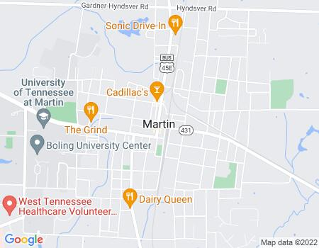 payday loans in Martin