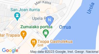 Zipi Zape  mapa