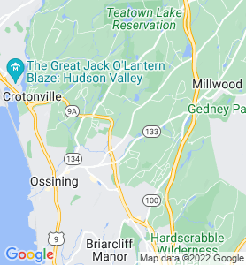 Maryknoll NY Map
