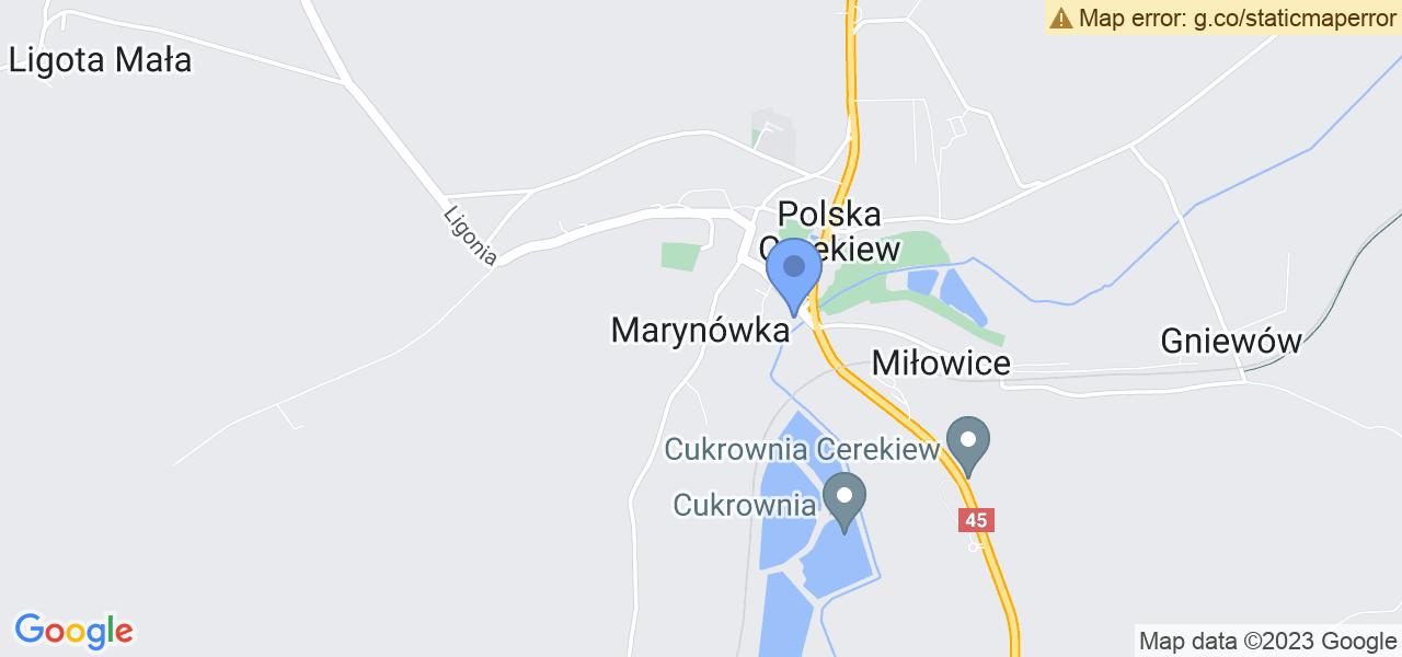 Osiedle Marynówka w Polskiej Cerekwi – w tych punktach ekspresowo wyślesz turbinę do autoryzowanego serwisu