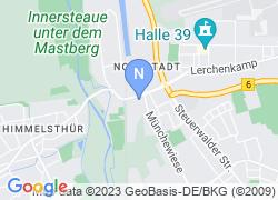Anfahrt Center Hildesheim