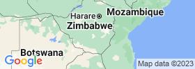 Masvingo map