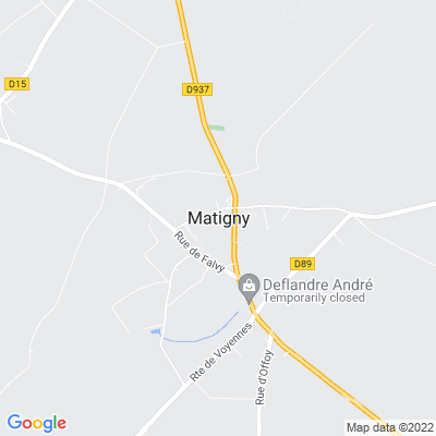 bed and breakfast Matigny