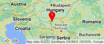Google Map of Matije Gupca 7, 25000 Sombor