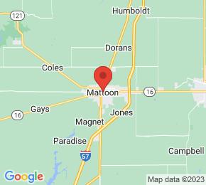 Job Map - Mattoon, Illinois  US