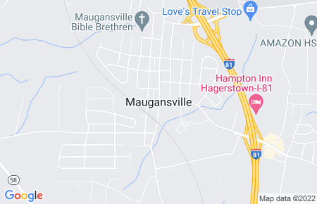payday loans Maugansville