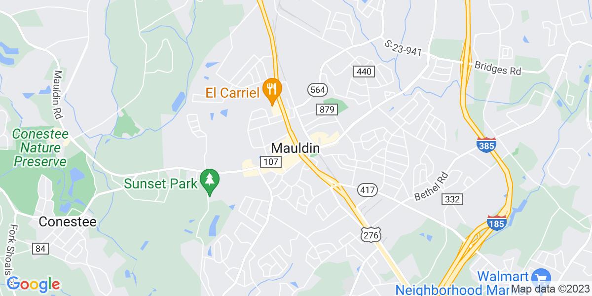 Mauldin, SC