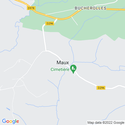 bed and breakfast Maux