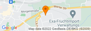 Google Map of Max-Planck-Straße 6 59423 Unna