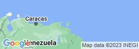 Mayaro map
