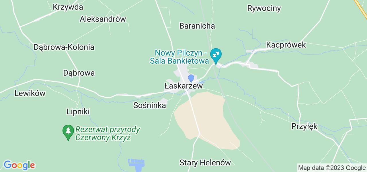 Dostępne w Łaskarzewie lokalizacje punktów nadania, z których możesz skorzystać, chcąc wysłać turbinę do regeneracji w największym serwisie w Polsce