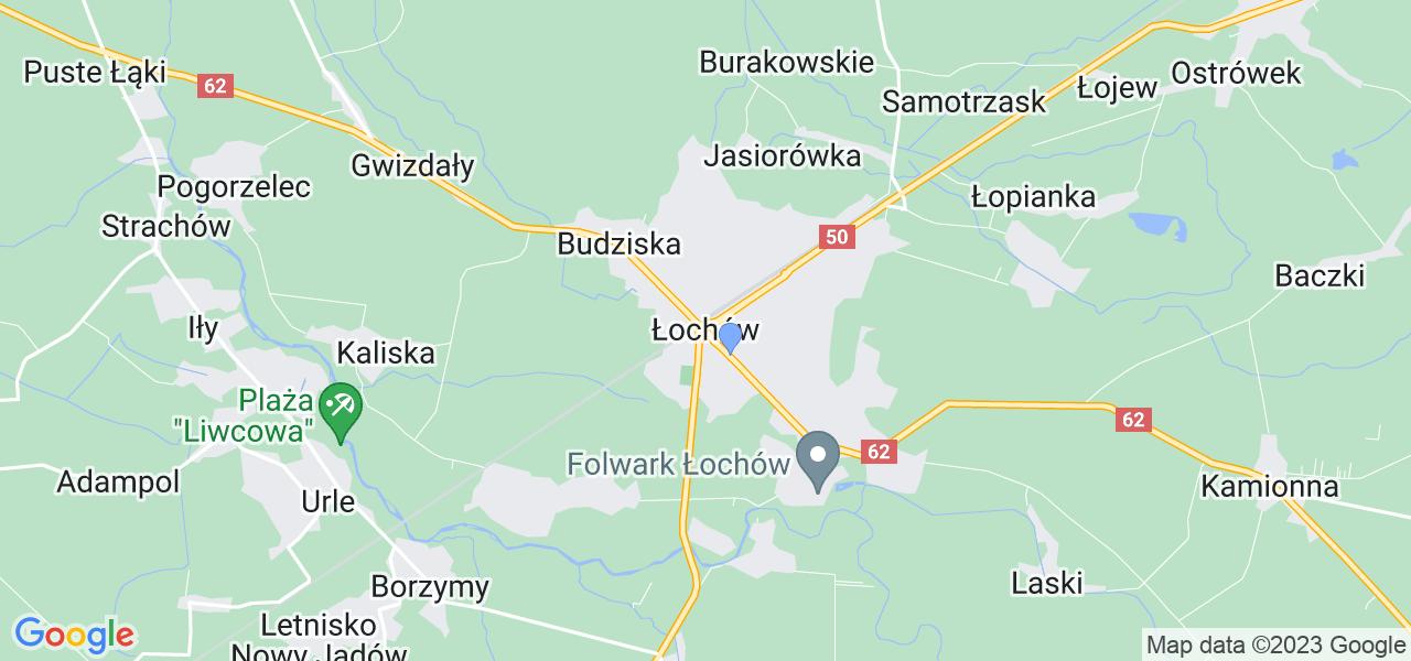 Dostępne w Łochowie lokalizacje punktów nadania, z których możesz skorzystać, chcąc wysłać turbinę do regeneracji w największym serwisie w Polsce