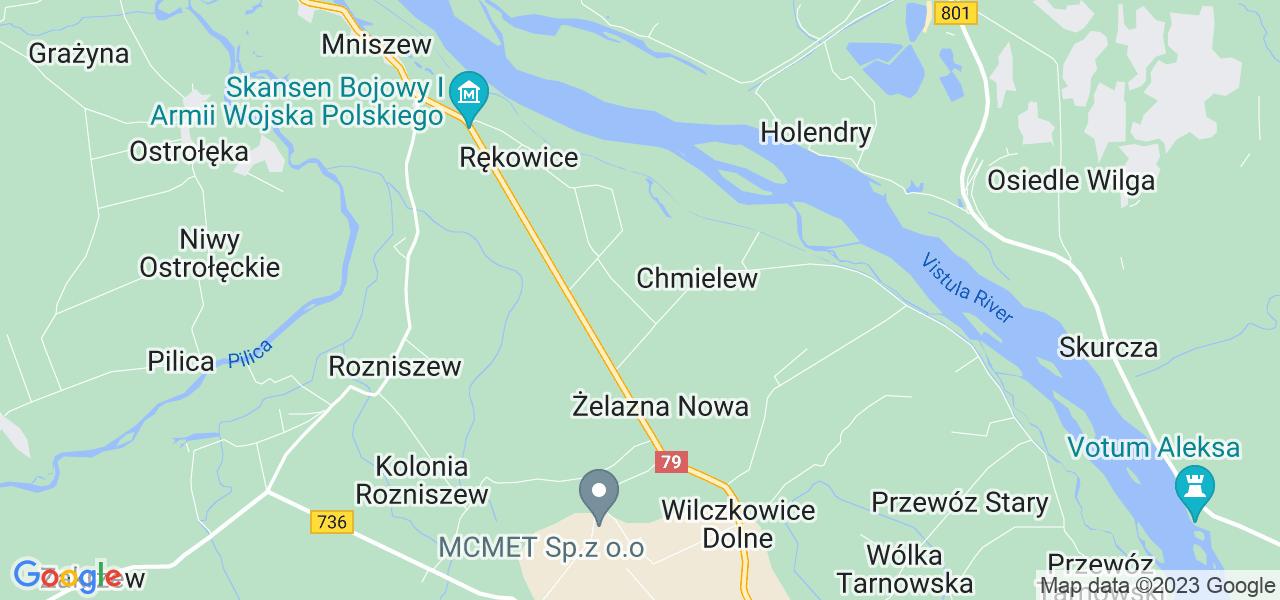 Dostępne w Gruszczynie lokalizacje punktów nadania, z których możesz skorzystać, chcąc wysłać turbinę do regeneracji w największym serwisie w Polsce