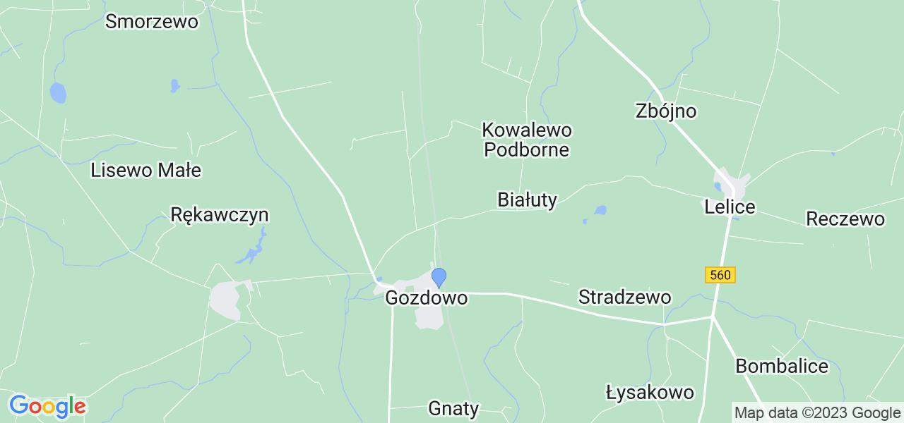 Dostępne w Kowalewie-Skorupkach lokalizacje punktów nadania, z których możesz skorzystać, chcąc wysłać turbinę do regeneracji w największym serwisie w Polsce