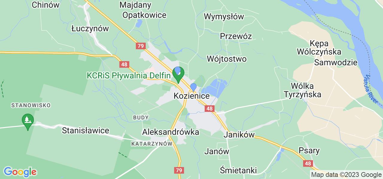 Dostępne w Kozienicach lokalizacje punktów nadania, z których możesz skorzystać, chcąc wysłać turbinę do regeneracji w największym serwisie w Polsce