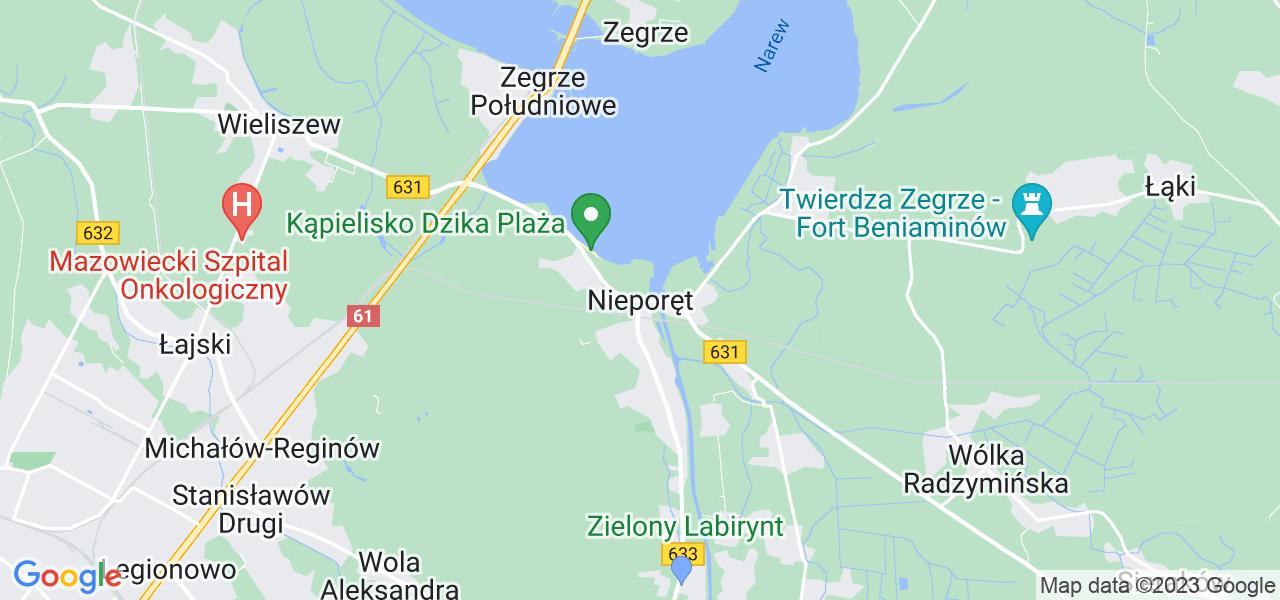 Dostępne w Nieporęcie lokalizacje punktów nadania, z których możesz skorzystać, chcąc wysłać turbinę do regeneracji w największym serwisie w Polsce
