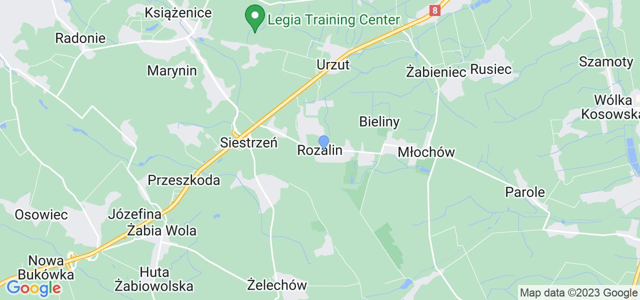Dostępne w Rozalinie lokalizacje punktów nadania, z których możesz skorzystać, chcąc wysłać turbinę do regeneracji w największym serwisie w Polsce