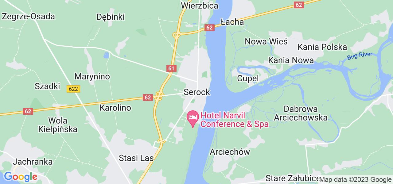 Dostępne w Serocku lokalizacje punktów nadania, z których możesz skorzystać, chcąc wysłać turbinę do regeneracji w największym serwisie w Polsce