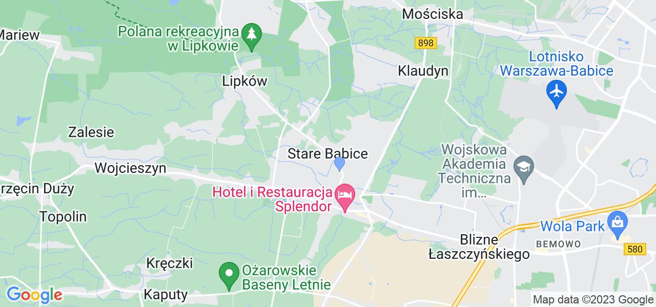 Dostępne w Starych Babicach lokalizacje punktów nadania, z których możesz skorzystać, chcąc wysłać turbinę do regeneracji w największym serwisie w Polsce