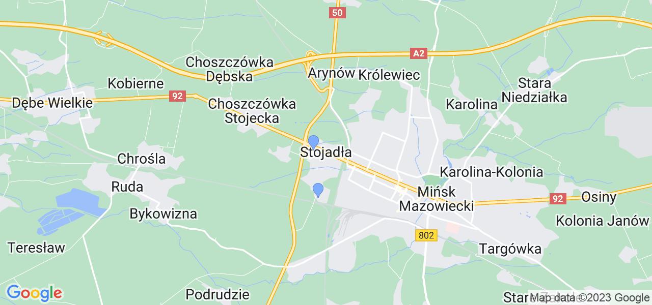 Dostępne w Stojadłach lokalizacje punktów nadania, z których możesz skorzystać, chcąc wysłać turbinę do regeneracji w największym serwisie w Polsce