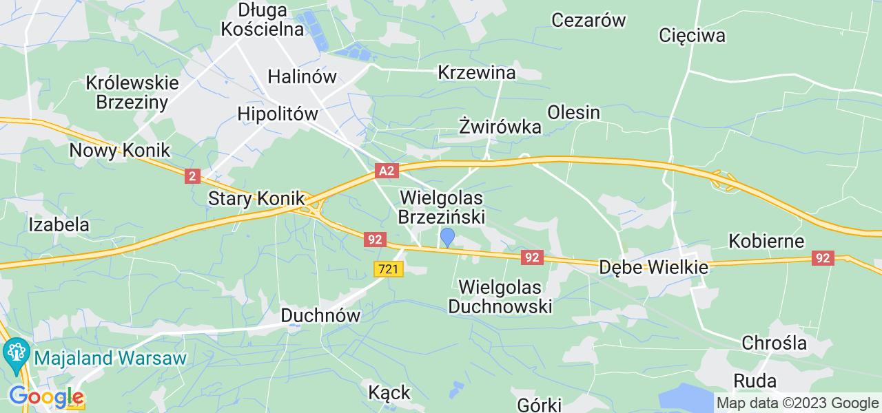 Dostępne w Wielgolesie Brzezińskim lokalizacje punktów nadania, z których możesz skorzystać, chcąc wysłać turbinę do regeneracji w największym serwisie w Polsce