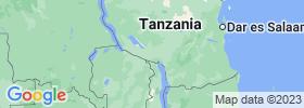Mbeya map
