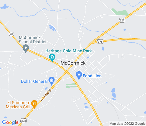 Payday Loans in Mc Cormick