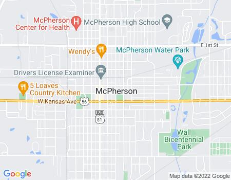 payday loans in McPherson