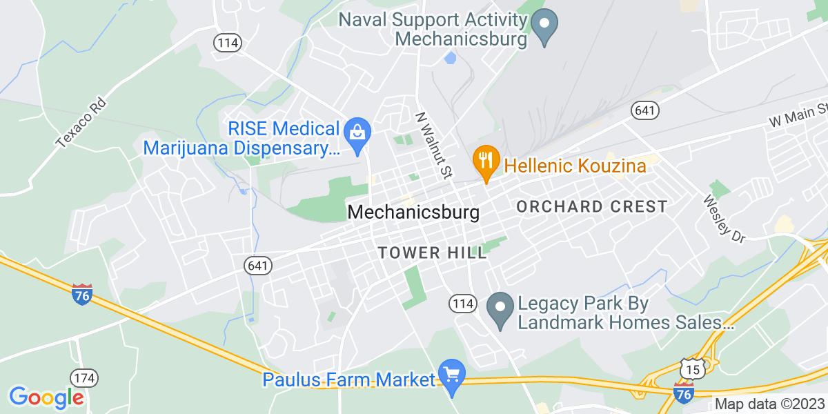 Mechanicsburg, PA