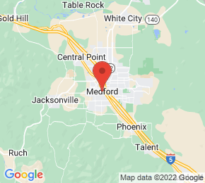 Job Map - Medford, Oregon  US