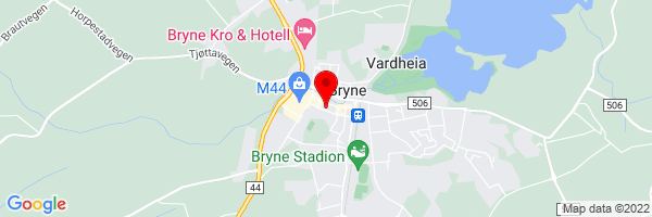 Google Map of Meierigata 17, 4340 Bryne