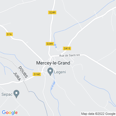 bed and breakfast Mercey-le-Grand