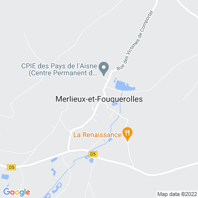 bed and breakfast Merlieux-et-Fouquerolles