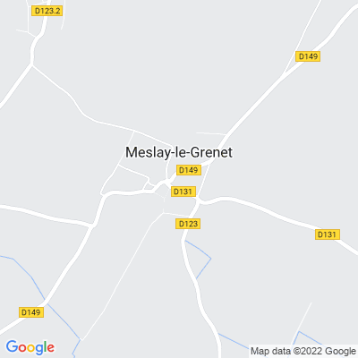 bed and breakfast Meslay-le-Grenet